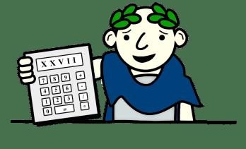 Conversor de algarismos romanos
